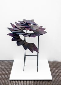 Progressive Flower by Usha Seejarim contemporary artwork sculpture