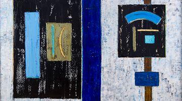 Contemporary art exhibition, Elie Borgrave, Elie Borgrave at Galerie Laurentin, Paris - Bruxelles, Brussels