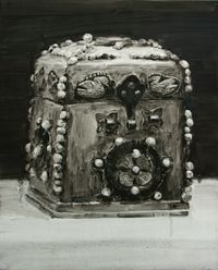 Reliquary by Shi Zhiying contemporary artwork painting