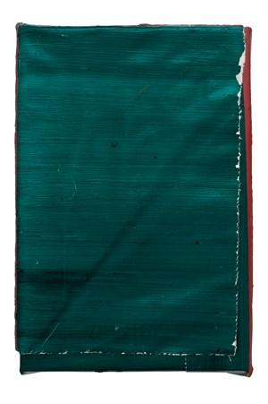 Cover Up II by Angela De La Cruz contemporary artwork