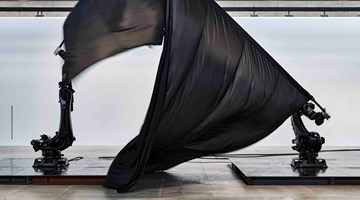 Contemporary art exhibition, William Forsythe, Choreographic Objects at Gagosian, Le Bourget