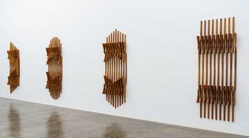 Contemporary art exhibition, Marco A. Castillo, Propiedad del Estado at Galeria Nara Roesler, São Paulo