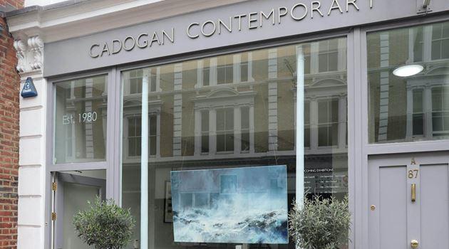 Cadogan Contemporary contemporary art gallery in London, United Kingdom