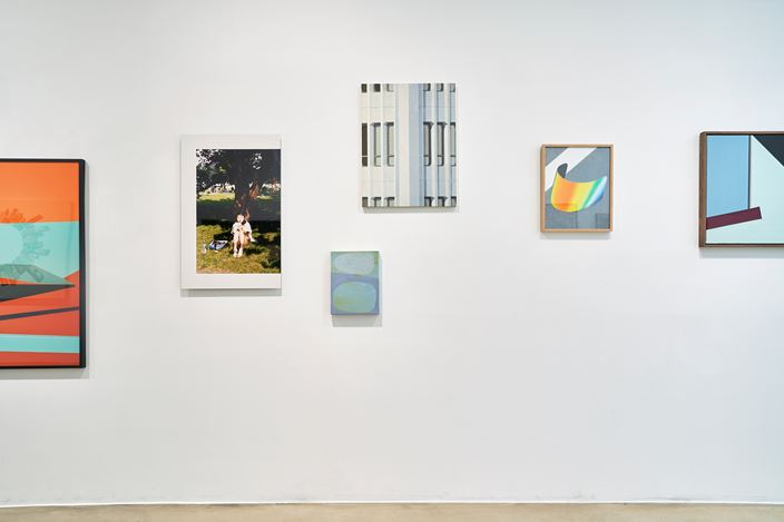 Exhibition view: Group Show, Season's Greetings: Peace, joy and love to 2020, ONE AND J. Gallery, Seoul (2–19 January 2020). Courtesy ONE AND J. Gallery. Photo: Euirock Lee.