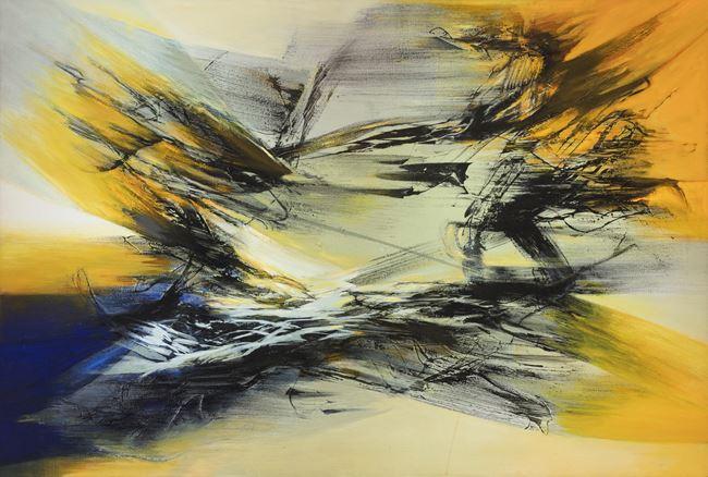 Fly Upward by Yang Chihung contemporary artwork