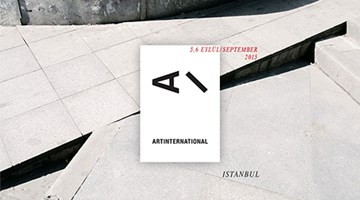 Contemporary art exhibition, ArtInternational Istanbul 2015 at Victoria Miro, Wharf Road, London
