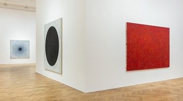 Contemporary art exhibition, Richard Pousette-Dart, Works 1940-1992 at Pace Gallery, London