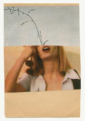 à quoi pensez-vous (10) by Katrien De Blauwer contemporary artwork