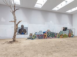 Review: Henry Taylor at Blum & Poe Los Angeles
