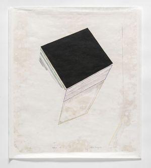 Simultaneity 69-K by Suh Seung-Won contemporary artwork print