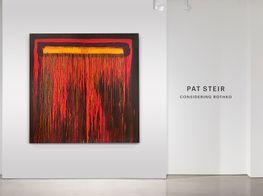 Pat SteirConsidering RothkoLévy Gorvy