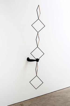 Stigmata by Eva Rothschild contemporary artwork