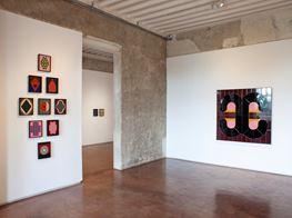 "Lubna Chowdhary<br><em>Code Switch</em><br><span class=""oc-gallery"">Jhaveri Contemporary</span>"