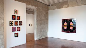 Contemporary art exhibition, Lubna Chowdhary, Code Switch at Jhaveri Contemporary, Mumbai