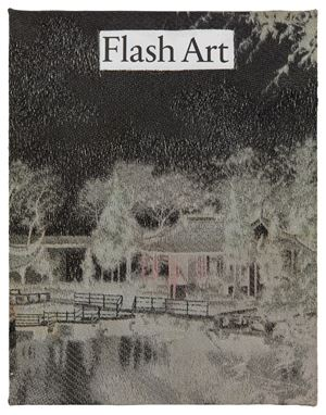 Dark Magazine · Flash Art by Li Qing contemporary artwork