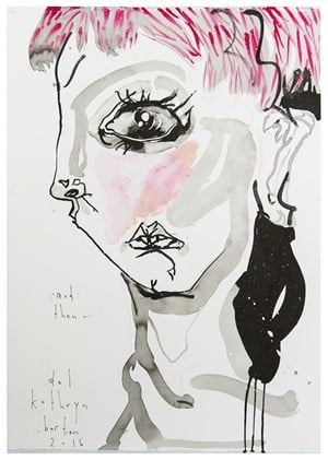 And then by Del Kathryn Barton contemporary artwork