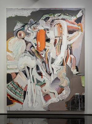 The Last Supper no. 7 by Ben Quilty contemporary artwork