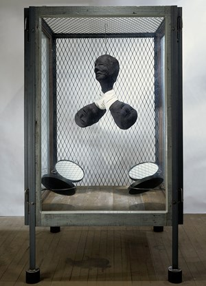 Cell XXIV (Portrait) by Louise Bourgeois contemporary artwork
