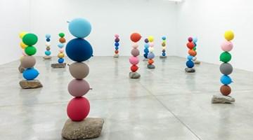 Contemporary art exhibition, Gimhongsok, Dwarf, Dust, Doubt at Tina Kim Gallery, New York