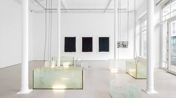 Contemporary art exhibition, Edith Dekyndt, The Ghost Year at Galerie Greta Meert, Brussels