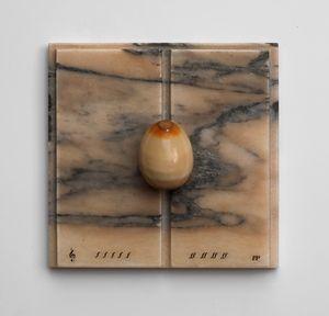 From Forte to Pianissimo by Mirella Bentivoglio contemporary artwork