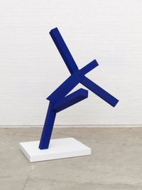 Untitled by Joel Shapiro contemporary artwork painting