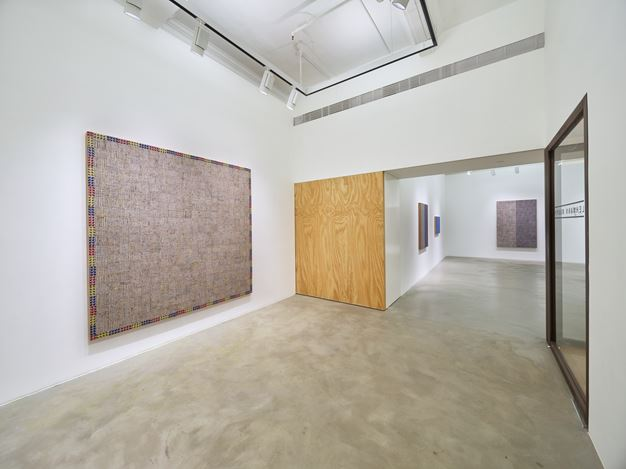 Exhibition view:Hand:Work:II, 2019. Lehmann Maupin, Hong Kong. May 22 – July 6, 2019. Courtesy the artist and Lehmann Maupin, New York, Hong Kong, and Seoul. Photo: Kitmin Lee.