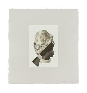 January by Lorna Simpson contemporary artwork