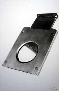 Object No. 8 by Wang Du contemporary artwork sculpture