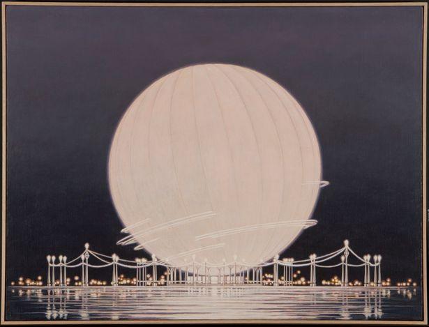 Minoru Nomata, Light Structures-3 (2007). Acrylic on canvas. 60.8 x 80.7 cm. © Minoru Nomata. Courtesy White Cube.