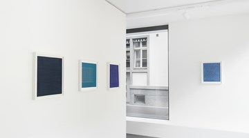 Contemporary art exhibition, Edda Renouf, Paintings and Drawings 1978–2018 at Anne Mosseri-Marlio Galerie, Basel