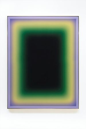 Optamystic by Jonny Niesche contemporary artwork