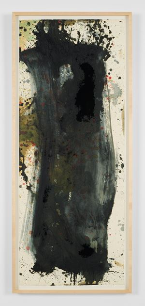 Untitled by Pat Steir contemporary artwork
