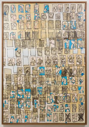 Letters of Resignation by Jason Bailer Losh contemporary artwork