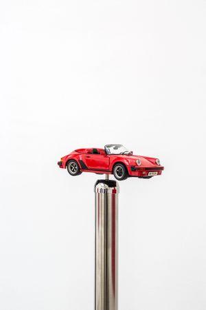 Timeless Symbols (1989 Porsche 911 Speedster) by Andrew J. Greene contemporary artwork sculpture