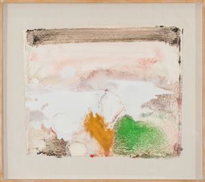 Bay Area Tuesday III by Helen Frankenthaler contemporary artwork