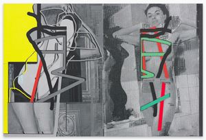 Nudes-Nus by Anne-Mie Van Kerckhoven contemporary artwork