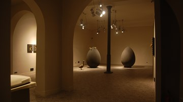 Guidi&Schoen contemporary art gallery in Genova, Italy