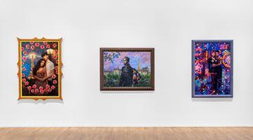 Contemporary art exhibition, Pierre et Gilles, Errances immobiles at Templon, Paris