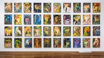 Contemporary art exhibition, Armen Eloyan, Solo Exhibition at Timothy Taylor, New York