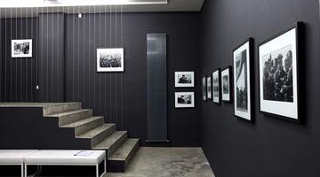 Contemporary art exhibition, Joco Žnidaršič, Tito and the Camera at Galerija Fotografija, Ljubljana