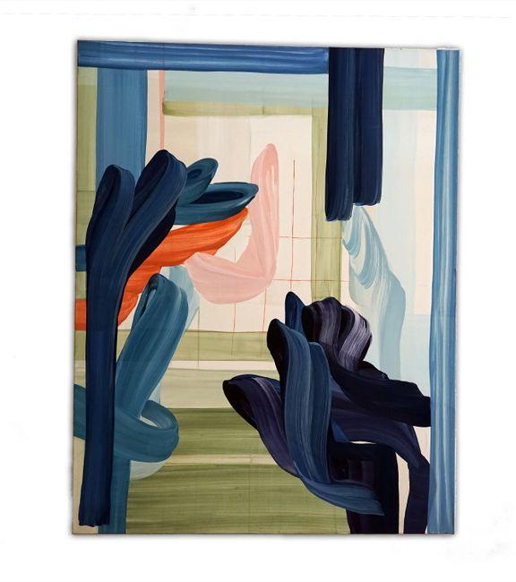 Whisper by Mojé Assefjah contemporary artwork