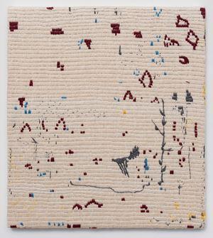 Graveto by Marina Rheingantz contemporary artwork