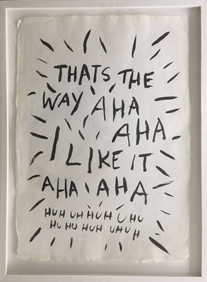 oh thats the way by Eva von Platen contemporary artwork