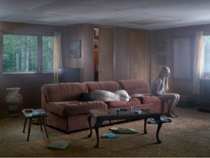 The Den by Gregory Crewdson contemporary artwork