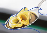 I once bought tortellini online by Stefano Perrone contemporary artwork painting, works on paper