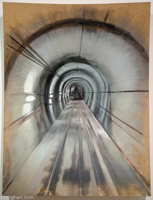 Passage No.3 by Yang Zhenzhong contemporary artwork