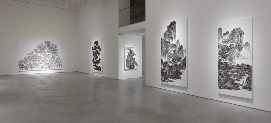 Exhibition view:Chen Chun-Hao, Meandering Toward the Clouds, Tina Keng Gallery, Taipei (9 June–18 July 2020). CourtesyTina Keng Gallery.