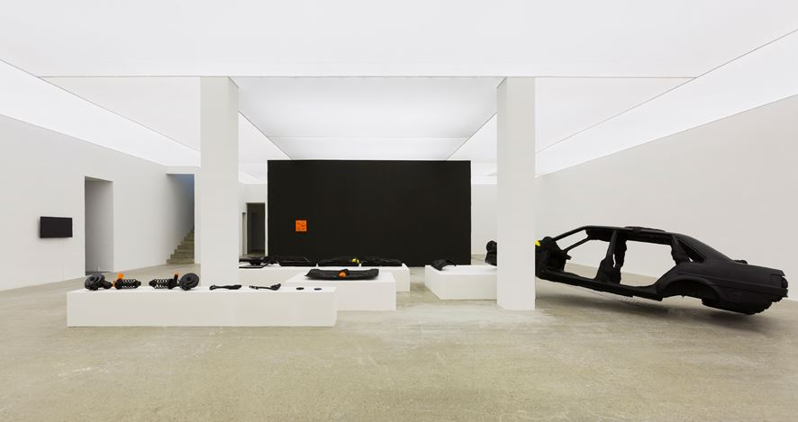 Exhibition view:Wu Wei, Freedom from Resistance, Tang Contemporary Art, Beijing (19 December 2020–31 January 2021). CourtesyTang Contemporary Art.