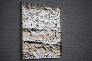 One Square Meter of Land 2 by Zhan Wang contemporary artwork